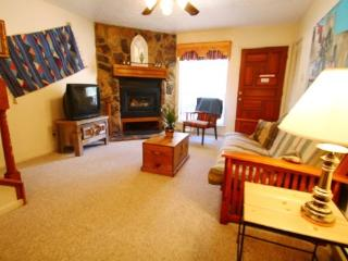 Valley Condos #103 - WiFi, Washer/Dryer, Community Hot Tubs, Playground, Creek, Red River