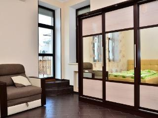 Apartment in the historical centre, Kiev