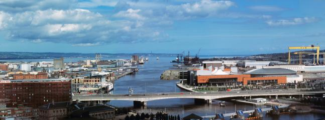 Belfast Harbour Sky-Line