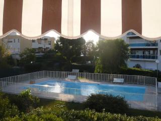 Spacieux 2P proche plages - res. avec piscine, Cagnes-sur-Mer
