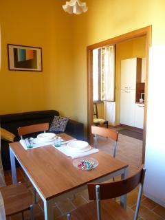 Living Room / Soggiorno
