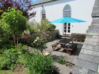 Bishops, a converted chapel, offering outstanding holiday accommodation