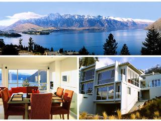 Aspen Heights Villa Queenstown New Zealand