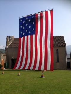 Star Spangled Banner Linked to Rostrevor