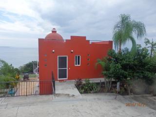 Front of Casa Del Graff