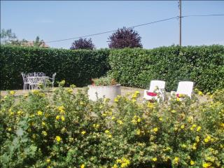 Cosy gîte w/ garden, mountain view, Puy-de-Dome