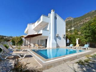 Holiday villa in kiziltas / kalkan, sleeps07:  099, Kalkan
