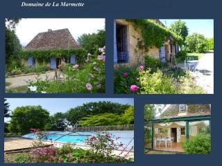 vallée Dordogne,maison classée 4* piscine privée, Bergerac