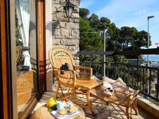 Casa Aragosta, seaview and garden in Portovenere, Cinque Terre