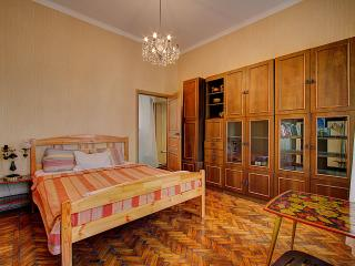 Magnificent center, king size bedroom, San Petersburgo