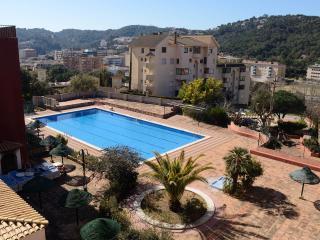 Apartamento con Piscina en Tossa de Mar.