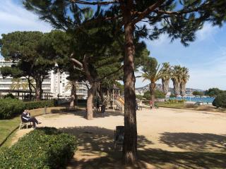 Apartamento en Blanes, en primera línea de mar