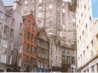 Castle Steps  Apartmen 1 bdrm   old Town Edinburgh