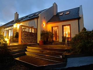 Croagh Patrick  apartment at night