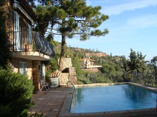 Nice provencal stone villa, Theoule sur Mer