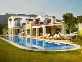 410-Private Pool Lux Villa With Huge Gardens, Ortakent