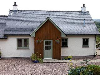 The newly decorated exterior of Rose Cottage