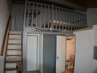 studio équipé avec chambre en mezzanine, Aviñón