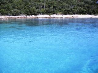 Beach house (Island of Rivanj, Dalmatia, Croatia)