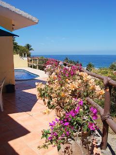 Ocean view/Pool terrace