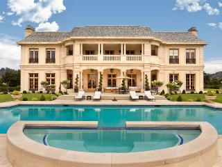 The Beverly Hills Mansion
