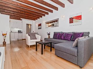 Apartment with Elevator, Wifi, A/C, TV SATELLITE., Palma de Majorque