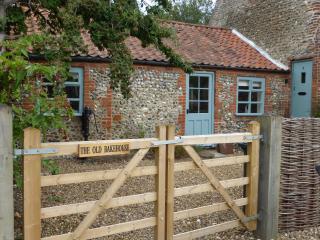 The Old Bakehouse, Stiffkey, Norfolk