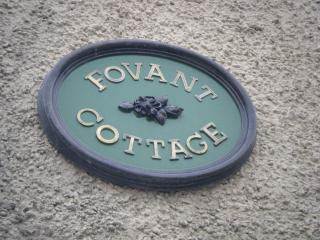 Fovant cottage, Bembridge