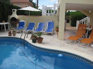 Villa Jordimar,detached,4bedroom,2bath, own pool, L'Ametlla de Mar