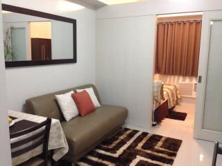 Cozy 1BR Condo at Sea Residences Mall of Asia, Pasay