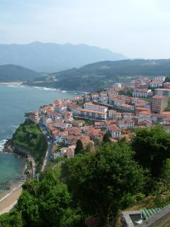 Fishing village of Lastres