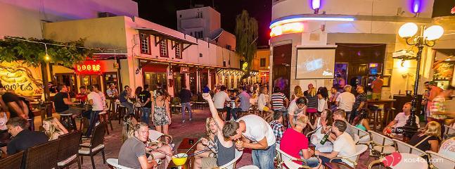 Bar Street in Kos Town