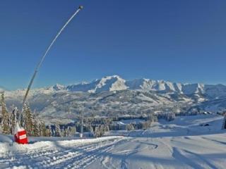 Le Slalom 2, Combloux