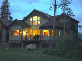 KEYSTONE 76 Elk Crossing Luxury Villa 7 bedroom, Keystone