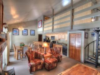 Keystone 1026 Wild Irishman 5 minute shuttle to slopes 2 bd/2 bth TownHome on the Snake River; Lakeside Village