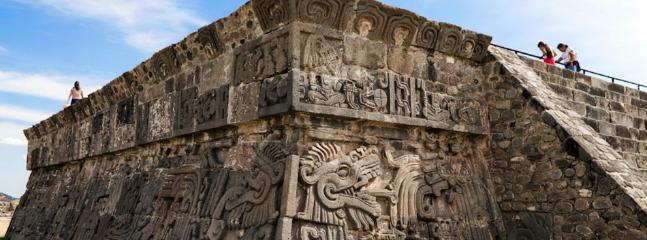 World HeritageUNESCO Xochicalco