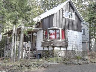 Cozy ski getaway with easy slope access close to hiking and biking trails