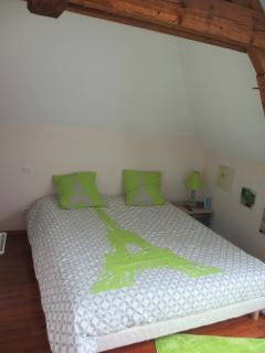 chambre 4, 2ème étage