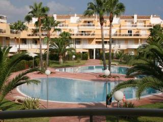 Jardin.Denia 5 pers, ground floor, 150 m to beach