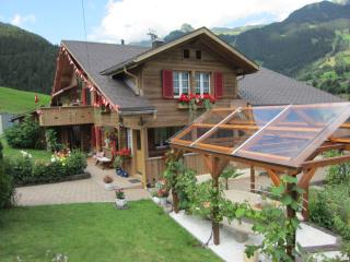 Chalet im Boden, Grindelwald
