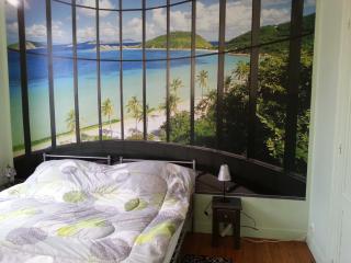 Chambre meublée 'Jardin secret'