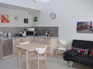 Le Saint Hippolyte -Studio avec mezzanine - 2 pers, Cremieu
