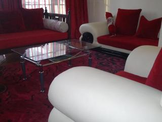 2/3 bedroom fully furnished apartment in Kilimani, Nairóbi