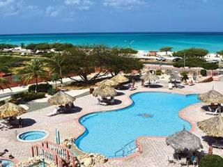 Studio apartment in Paradise Beach Villas, Aruba, Libero Stato dell'Orange