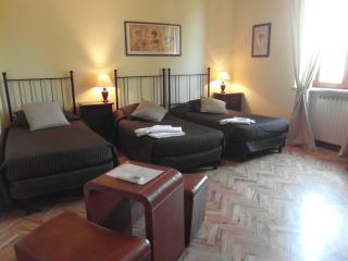 Triple room in B&B Siena