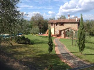 Farmhouse near Arezzo