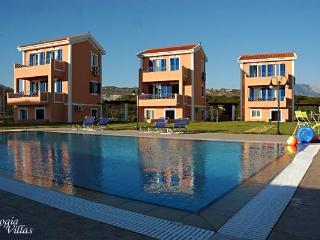 Sea view villa with shared swimming pool, Minia