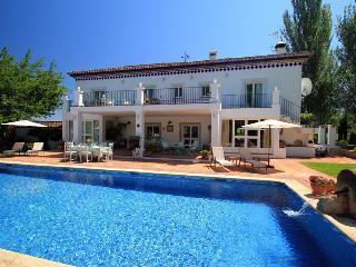 Villa Finca Maridadi Luxury Rental Ronda