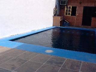 Linda casa  con terraza y alberca privada, Melaque