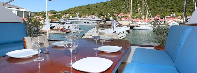SPECIAL OFFER: St. Barths Villa 123 Ideally Located On The Harbour., Gustavia